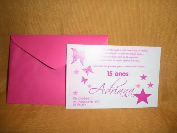 Convites De Casamento Em Maceió  Aniversários   15 Anos