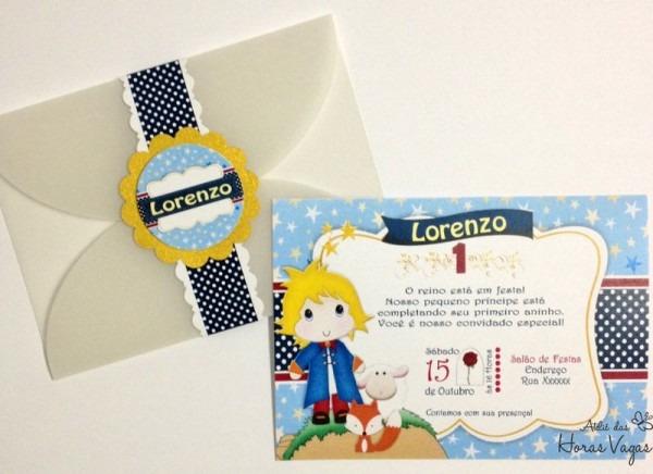 Convite Artesanal Envelope Vegetal