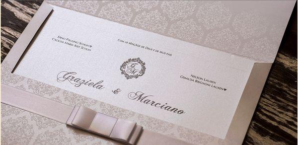 """Convites Spazio"""" (foto 1 De 3  Spazio Convites, São José Dos"""