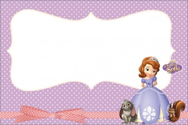 Princesinha Sofia Da Disney