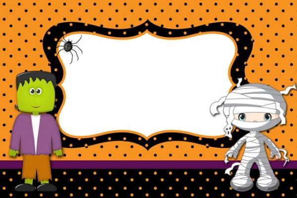 Halloween Menino