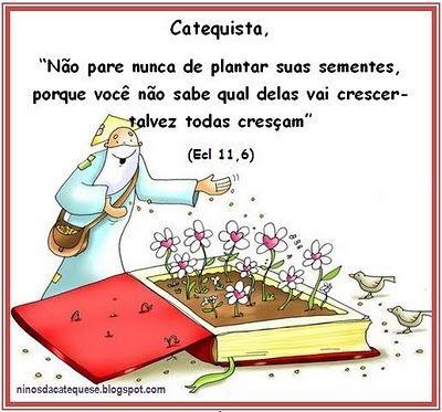 Convite Especial Aos Catequistas