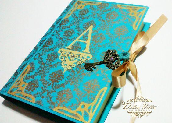 Convite De Debutante Tiffany