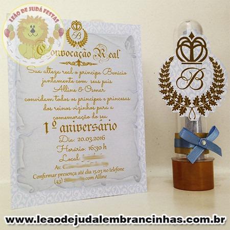 Convite No Tubete