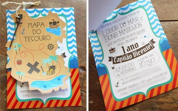 38 Convites Para Festa De Aniversário Infantil
