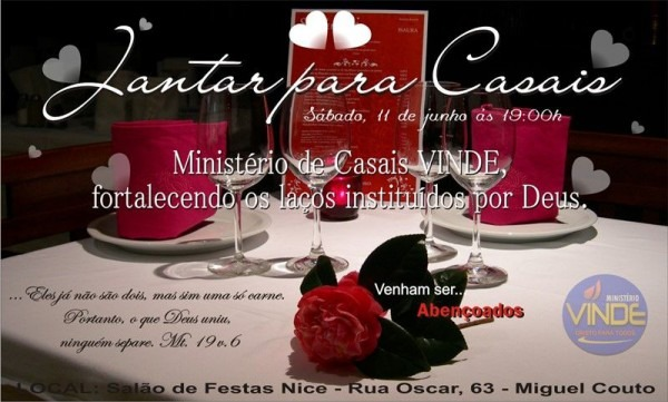 Resultado De Imagem Para Convite Romantico Para Jantar