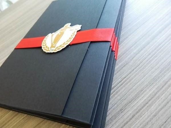 20 Convites Para Formatura De Direito – Modelos De Convite