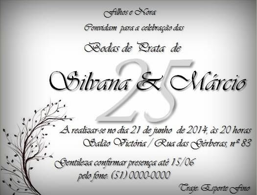 Convite Personalizado