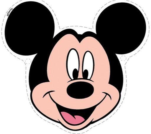 Convites Mickey Para Imprimir