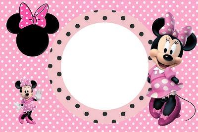 Kit Completo Minnie Rosa