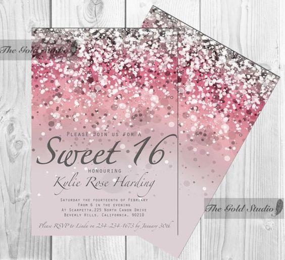 Convites Festa De 15 Anos, Debutantes