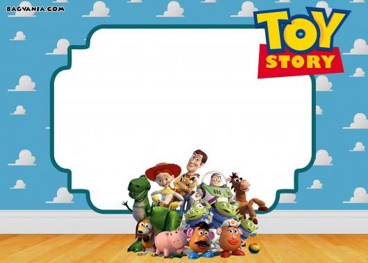 Convites Toy Story – 30 Ideias Adoráveis Para Encantar Os