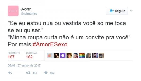 """Chega De Mimimi Machista""""  'amor E Sexo' Estreia Falando De"""