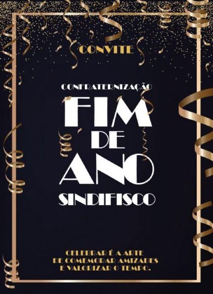 Sindifisco Organiza Festa De Confraternização E Realiza Mutirão
