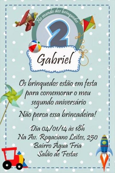 Aniversário De 2 Anos – 75 Temas E Decorações Adoráveis P  Se