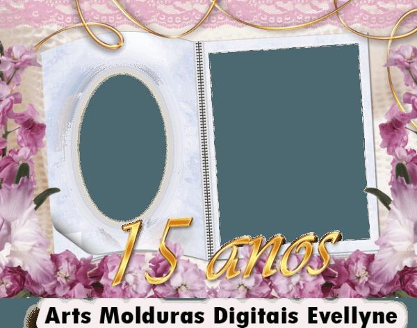 Gn Convites De Festas  Molduras De Aniversario 15 Anos 29 04 2014
