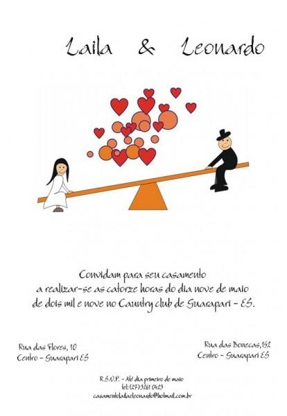 Arte Digital Para Convite Casamento Brasão Envio Gratis