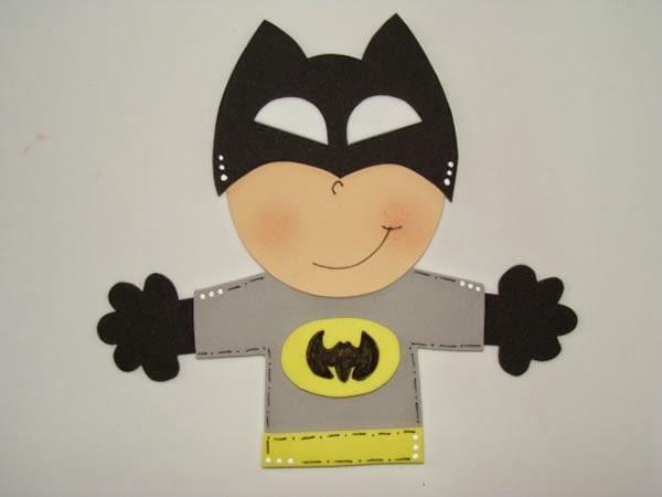 Batman Em Eva Para Festa Infantil