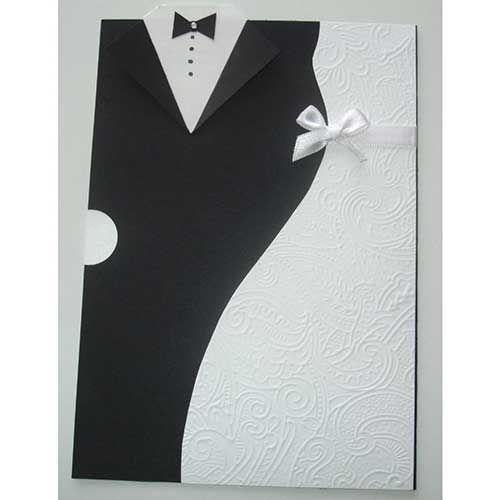 50 Incríveis Convites De Casamento Simples E Barato De Fazer