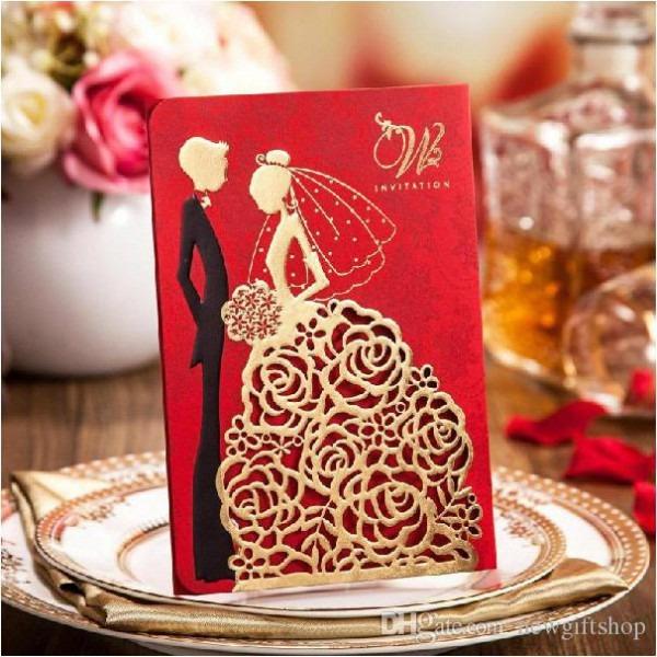Letras Para Convite De Casamento Cartões De Convite De Casamento
