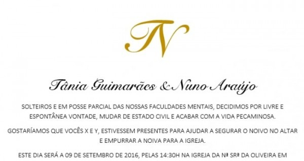 Texto Convite 2
