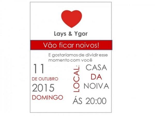 Convite Editavel