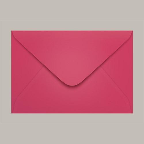 Envelope Colorido Convite Cancun Rosa Choque Ccp470 15 160mmx235mm