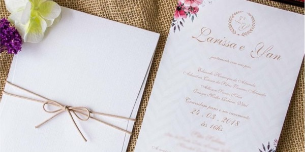 Como Escrever O Convite De Casamento