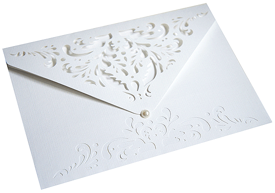 Blog Nayda Rocha  Convite De Casamento Clássico