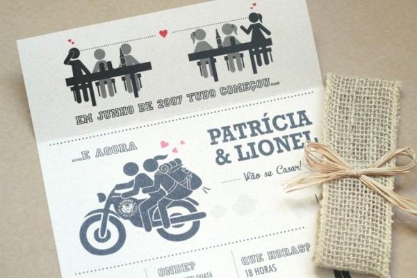 Textos Originais Para Incluir No Convite De Casamento – Buffet Imagem