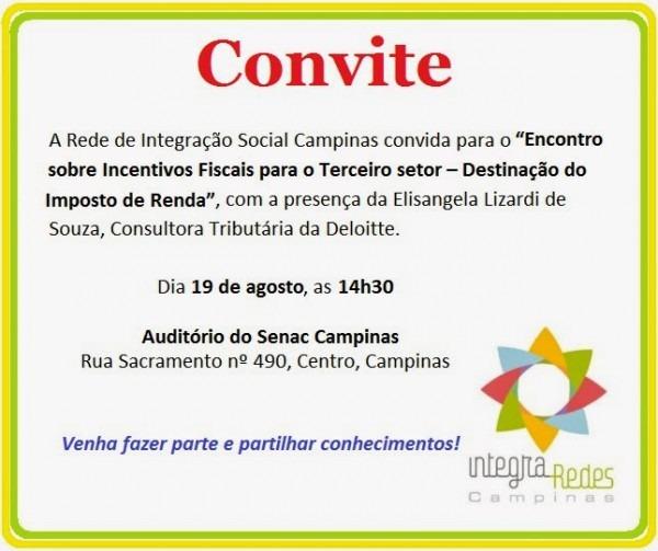 Instituto Voz Ativa  Agosto 2014