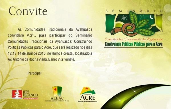 Altino Machado  Comunidades Da Ayahuasca