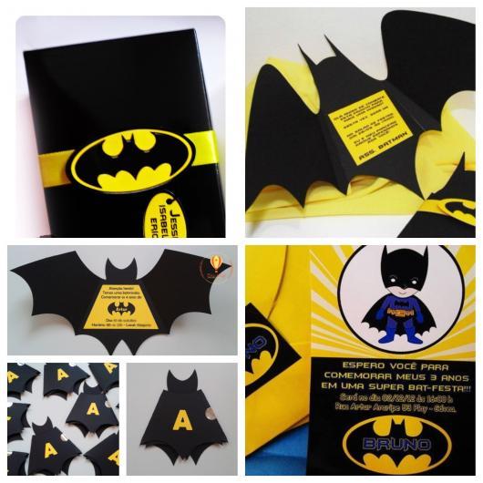Festa Do Batman – Como Montar A Decoração Com 80 Ideias Incríveis!
