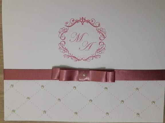 Convite Casamento Aniversário(50 Unidades)+45 Tag Convidados