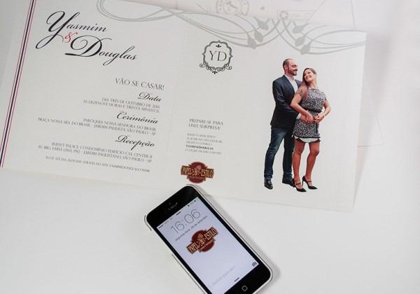 Ideias De Convites De Casamento Criativos