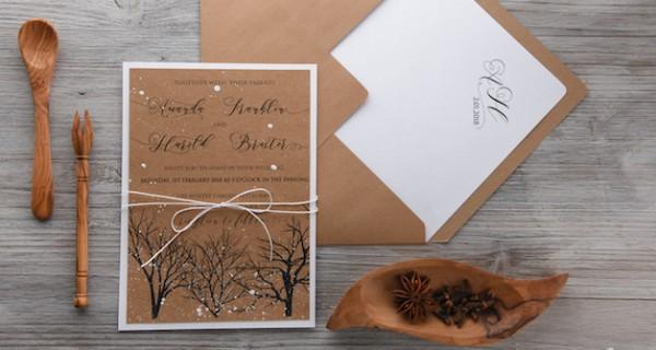 11 Convites Rústicos Para Casamento No Campo