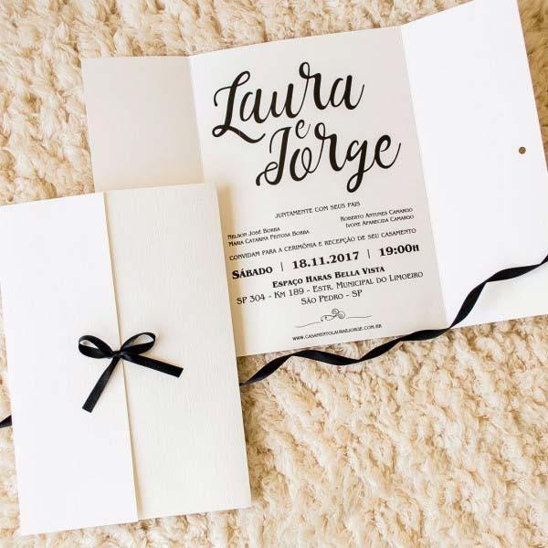 Convites De Casamento Com Preços Espetaculares