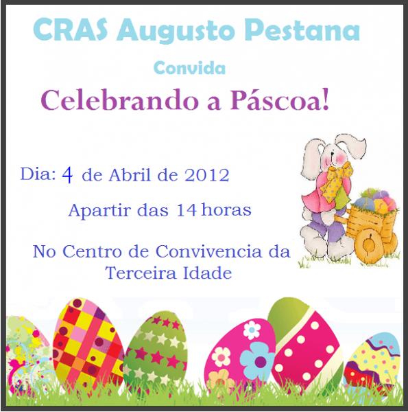 Pascoa – Convites