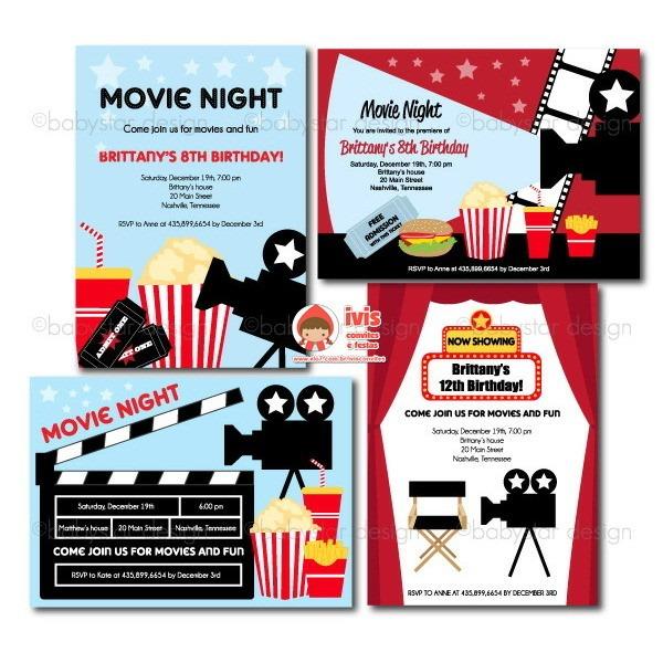 Convite Digital Cinema