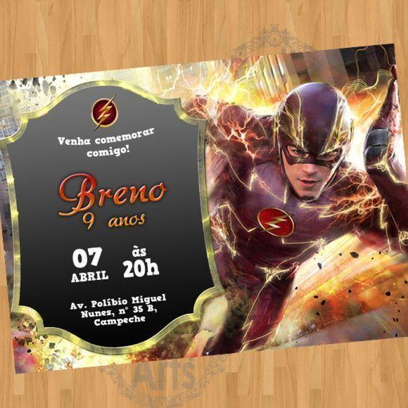 Convite Digital Virtual Flash