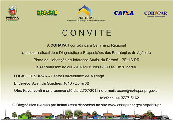 Convites Para Eventos