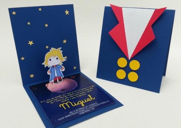 Convite Pequeno Principe Arte Pronta Arquivos Silhouette
