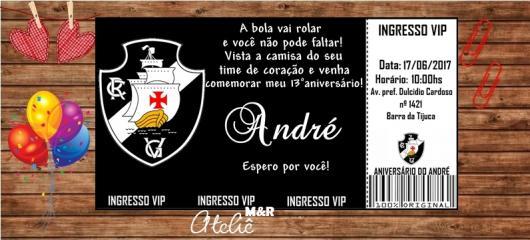 Festa Do Vasco  70 ótimas Dicas De Decoração, Convite, Bolo E