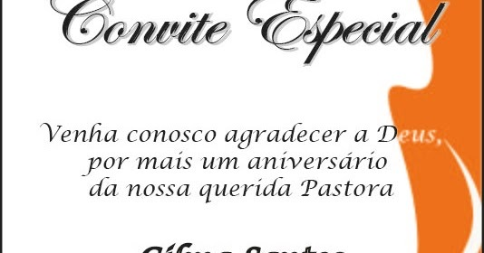 Igreja Pentecostal Manancial De Água Viva  Convite
