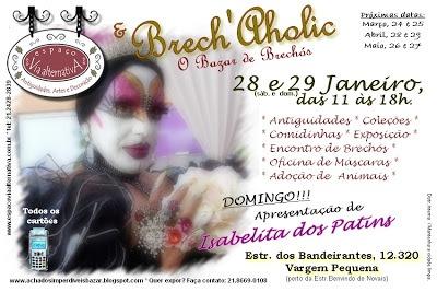 Achados Imperdiveis Bazar & Brechó  Convite Pronto!