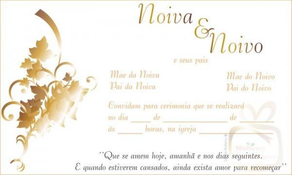 Mulberry Presentes  Convites De Casamento