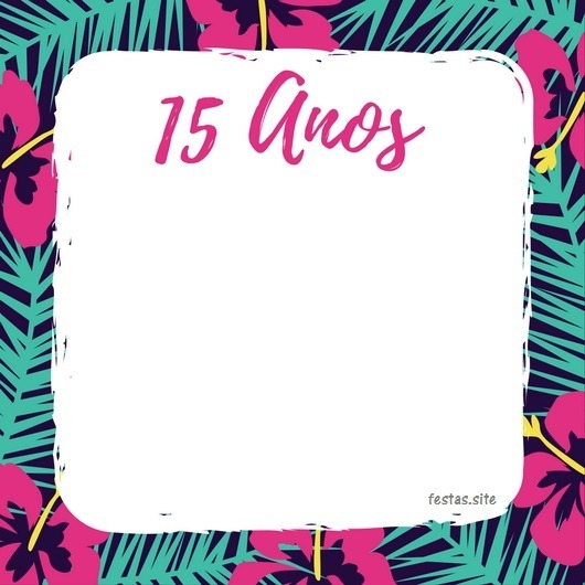73 Convites De 15 Anos – Maravilhosos – & Como Fazer Em Casa!