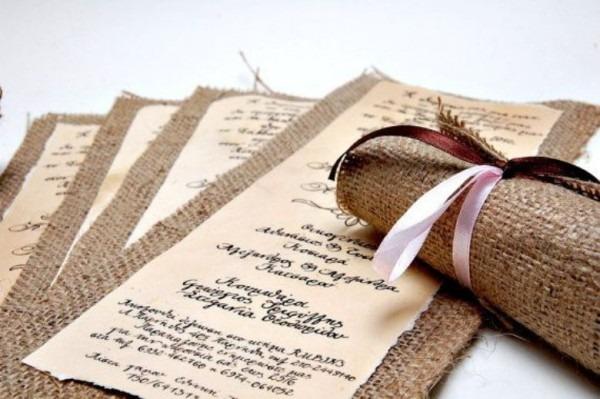 7 Modelos De Convites De Casamento Mais Criativos Do Momento