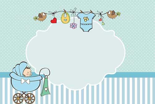 Tutorial Como Fazer Convites De Chá De Bebê Passo A Passo
