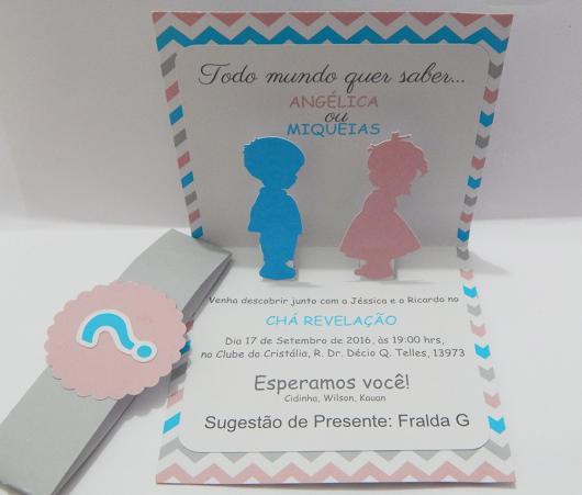 Convites De Chá De Bebê – 60 Ideias, Frases & Modelos Para Imprimir!